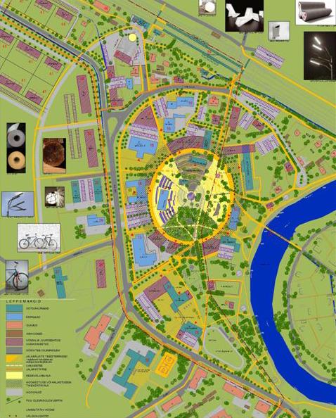 Kehra linna visuaalse identiteedi väljatöötamise kutsutud ideekonkurss I-II koht