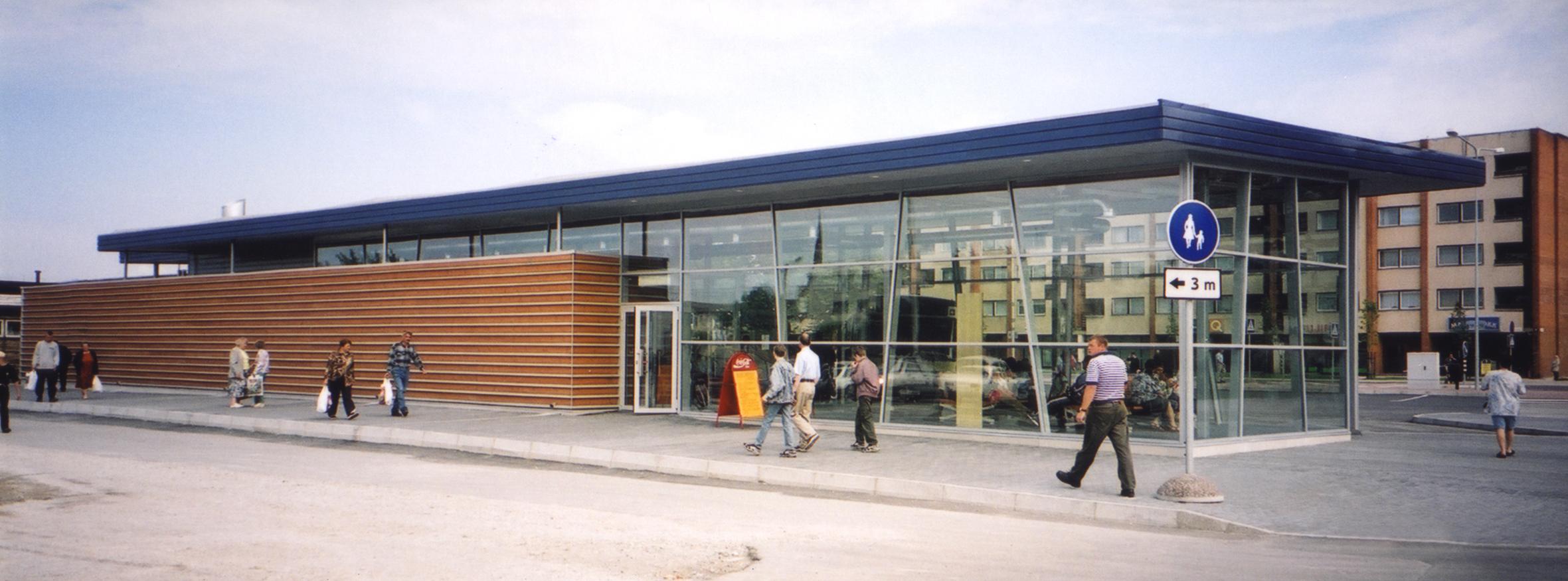 Rakvere bussijaam