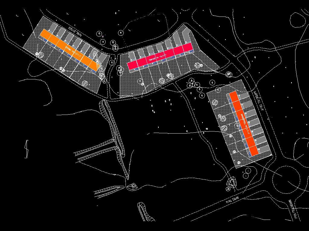 Uus-Kalamaja, Noole tn vahelise ala detailplaneeringu eskiislahendus