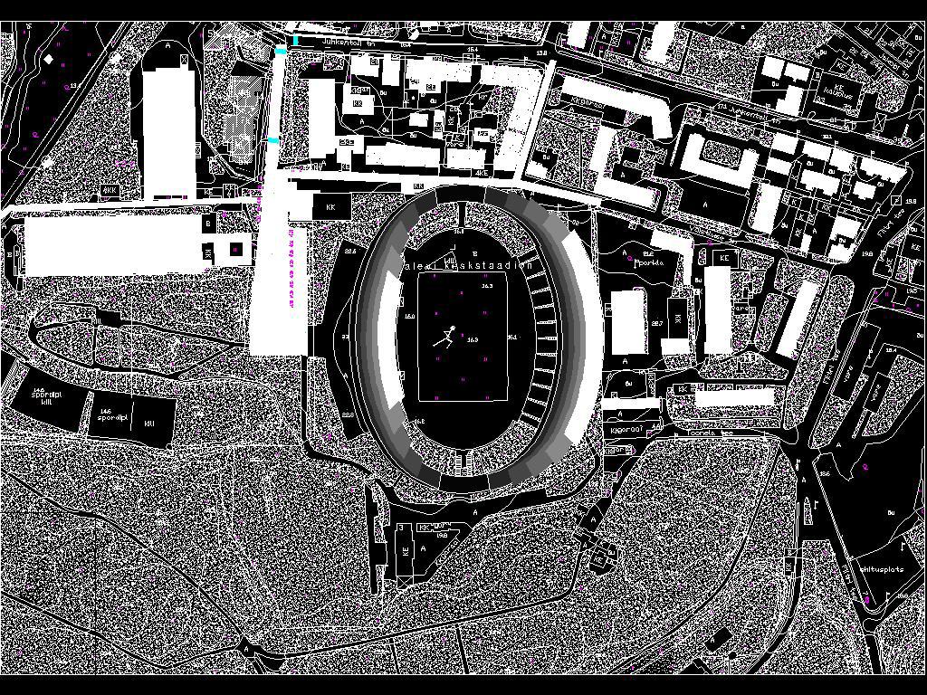 Kalevi staadioni lahendusvisioon