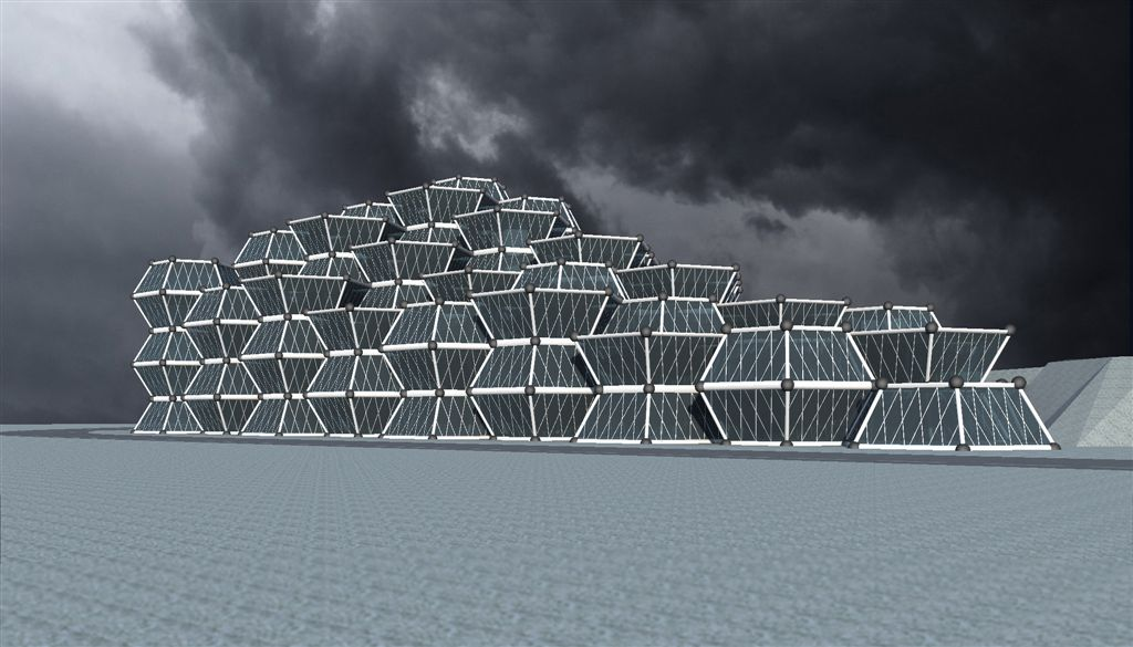 Viimsi AHHAA keskuse kutsutud arhitektuurivõistlus I-II koht