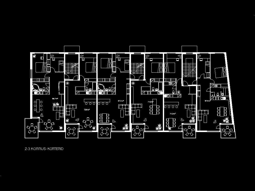 Parkali 9 eskiisprojekt