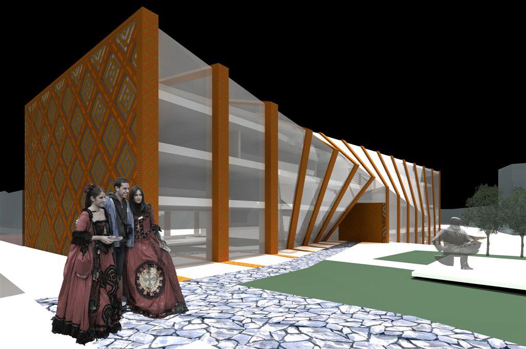 Viljandi Loomeinkubaatori avalik arhitektuurivõistlus  eripreemia