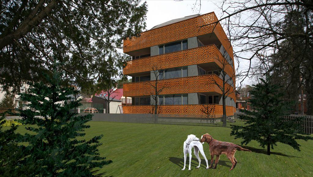 Narva-Jõesuu korterelamu