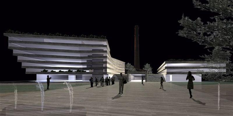 Tallinna Linnavalitsuse hoone rahvusvaheline arhitektuurivõistlus