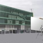 """""""Ventspilsi lineaarsed mängud"""" kutsutud arhitektuurivõistlus"""