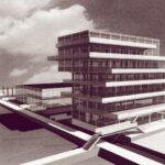 Tamula järve äärde hotell-büroohoone avalik arhitektuurivõistlus II koht
