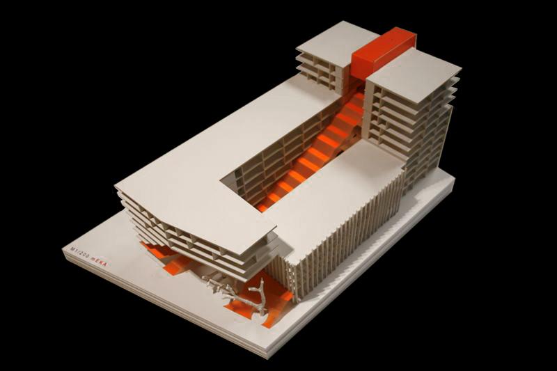 Eesti Kunstiakadeemia uue õppehoone arhitektuurivõistlus