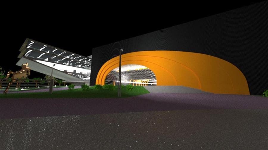 Veskimetsa Ratsaspordibaasi kutsutud arhitektuurivõistlus