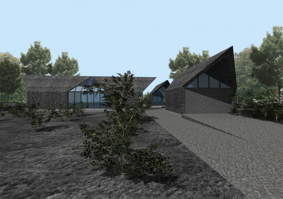 Lahemaa Kodu avalik arhitektuurivõistlus