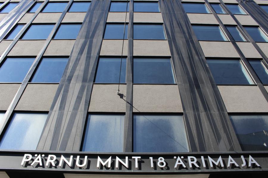 Pärnu mnt 18 büroohoone