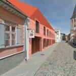 Lutsu 12 korterelamu-kutsutud arhitektuurivõistluse I koht