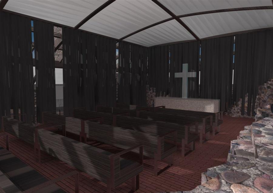 """Vastseliina kabel-kutsutud arhitektuurivõistluse I koht töö """"Aken"""""""