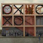Kasiino Rakveres- kutsutud arhitektuurivõistluse I koht