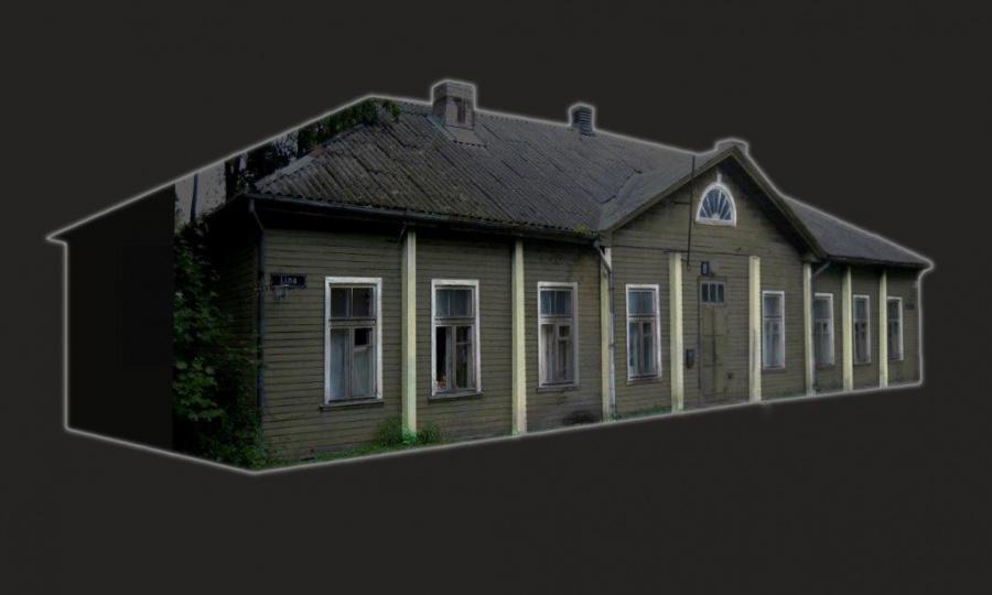 Lina tn.korterlamud Tartus- kutsutud arhitektuurivõistluse I koht