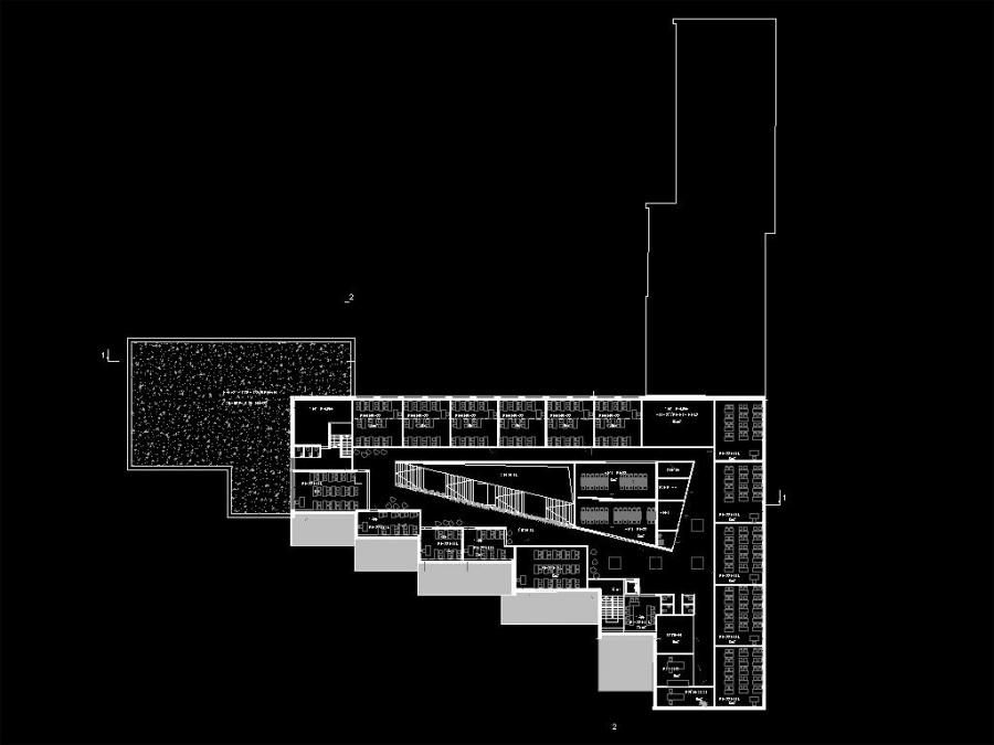 Haapsalu põhikool- avaliku arhitektuurivõistluse III koht